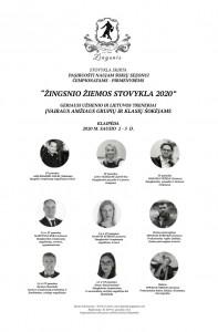 WINTER CAMP 20 ZINGSNIS